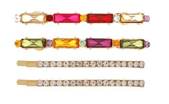 Vibrant Gem Hair Pin Set - Damnbling