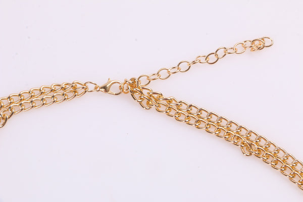 Luxury Gem Waist Chain - Damnbling