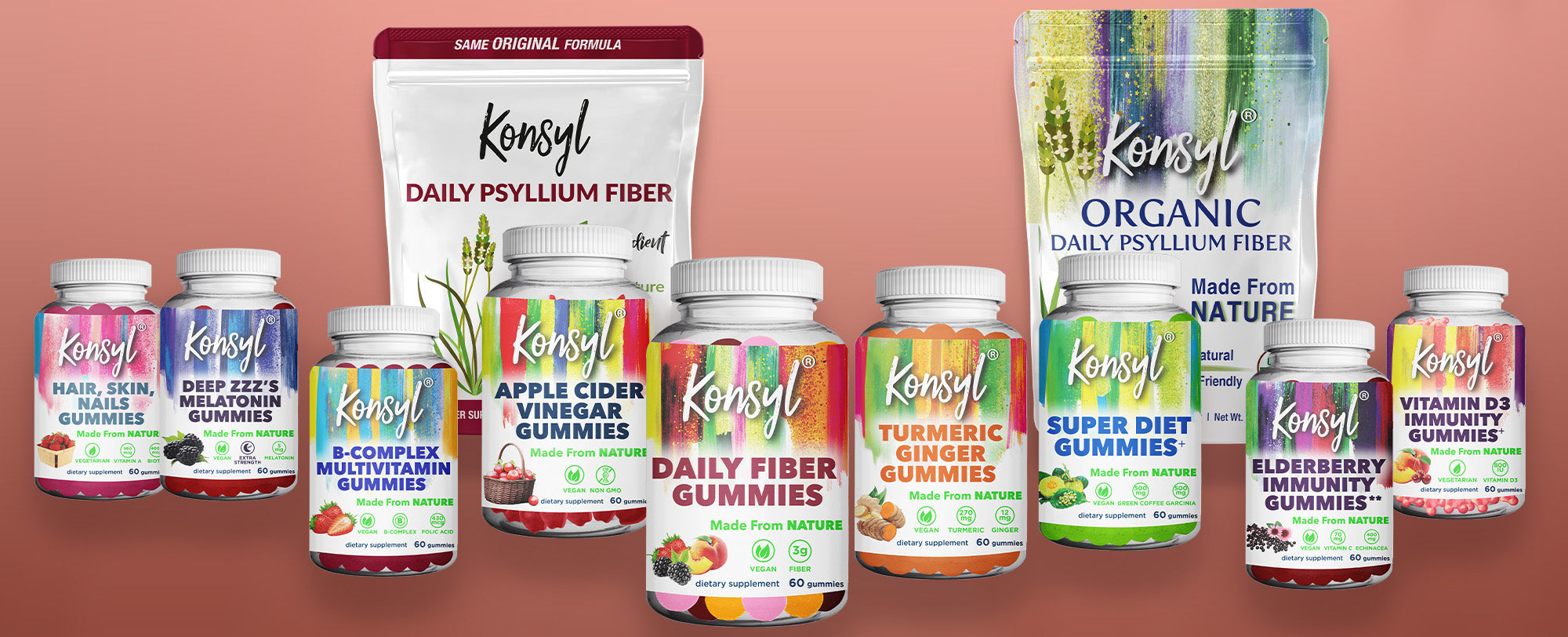 Konsyl digestive<br> health market on the rise