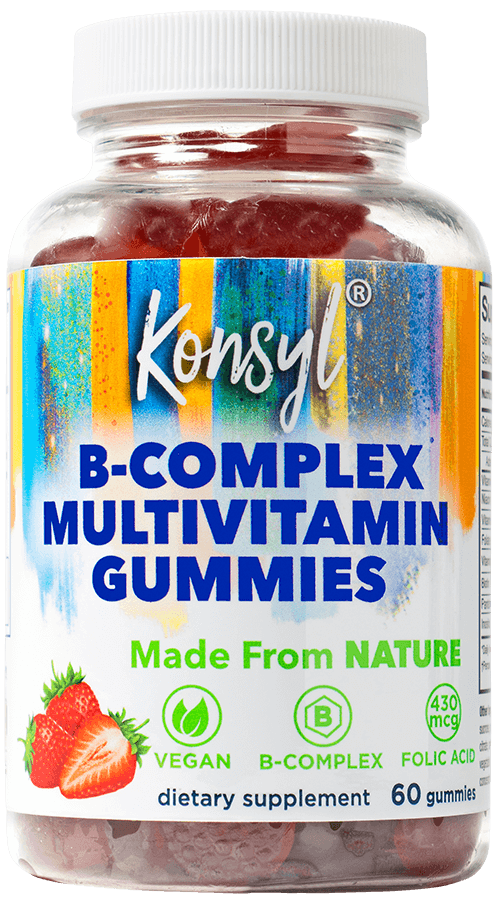 B-Complex Multivitamin Gummies
