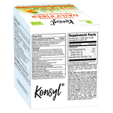 Konsyl Orange Sugar Free Daily Fiber Stick Packs