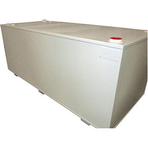 Midwest Industrial Tanks Double-Wall Storage Fuel Tank - 2,000-Gallon, Model Number RTD-CC-2000-10-12