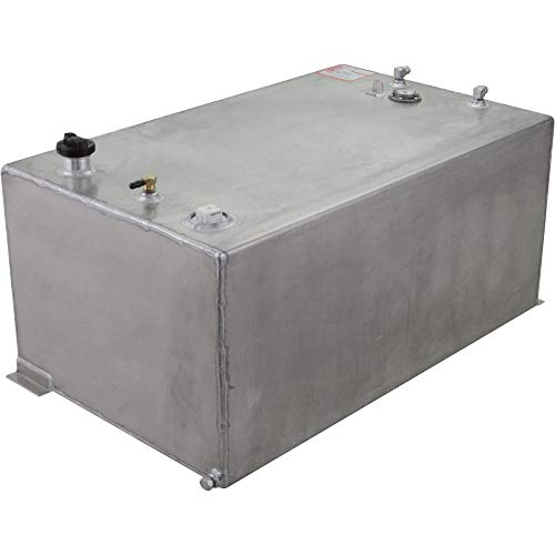 RDS MFG INC 71109 55 Gallon Rectangular Auxiliary Transfer Fuel Tank