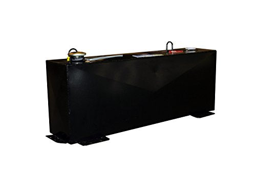 Better Built HD 36 Gallon Black Steel, Lid, Transfer Tank
