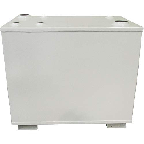 Midwest Industrial Tanks Double-Wall Storage Fuel Tank - 125-Gallon, Model Number RTD-CC-125-10-12