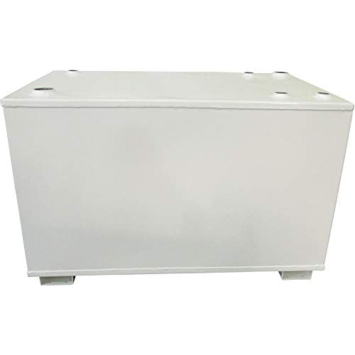 Midwest Industrial Tanks Double-Wall Storage Fuel Tank - 250-Gallon, Model Number RTD-CC-250-10-12
