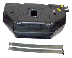Crown Automotive 52002633PL Plastic Fuel Tank - 20 Gallon