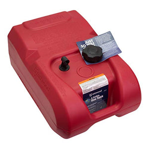 Attwood 8806LP2 Epa Certified 6 gallon Portable Fuel Tank