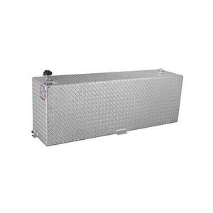 "Rds 71212 56"" Length x 13"" Width x 19.25"" Height Rectangular Auxiliary/Transfer Fuel Tank - 60 Gallon Capacity"