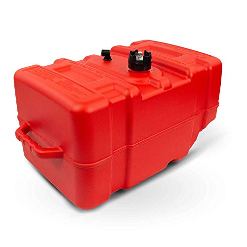 Five Oceans 12 Gallon Portable Fuel Tank Low-Permeation with Gauge FO-4269