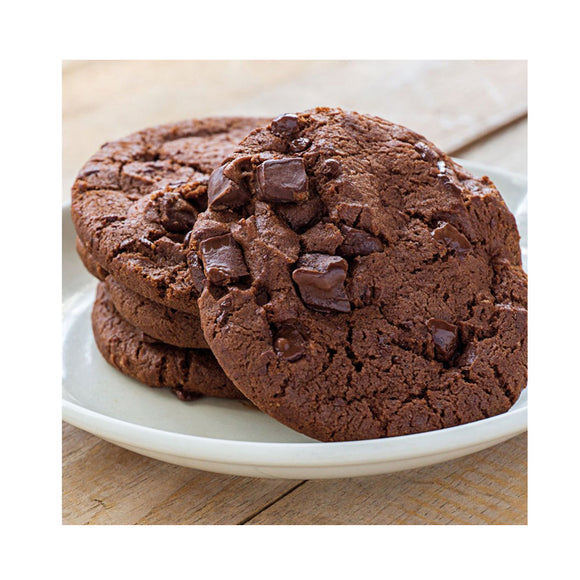 Backmischung Double Choco Chip Cookies, Kekse FunCakes 400 g - Kuchenwunder-Shop