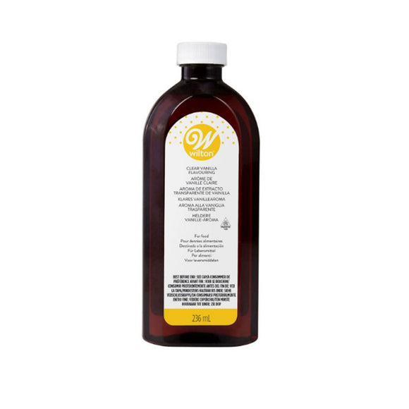 Wilton Vanilla Extract 236 ml