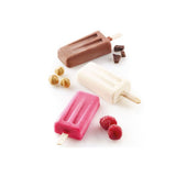 Silikomart Cake Sicle Pop-Form, Eis-Form, Mini Vintage - Kuchenwunder-Shop
