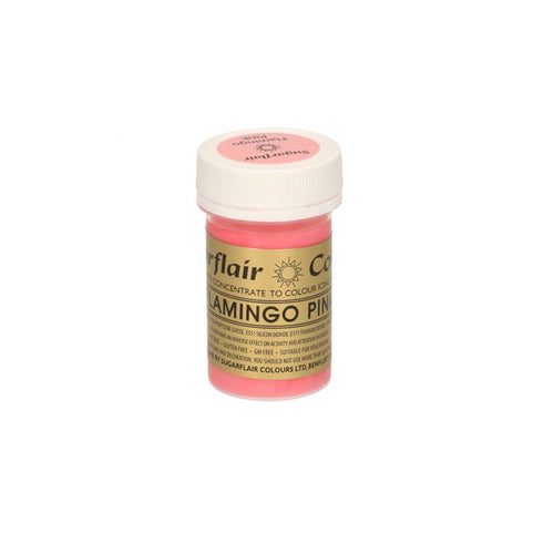 Sugarflair Paste Colour Pastel FLAMINGO PINK 25 g - Kuchenwunder-Shop