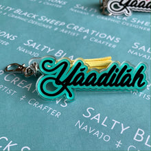 Load image into Gallery viewer, Yaadilah keychain