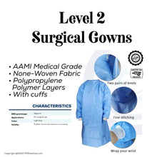 Load image into Gallery viewer, Level 2 Surgical Gown