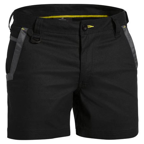 BISLEY FLEX & MOVE SHORT SHORTS BLACK