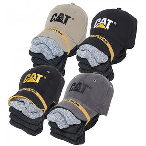CAT CAP/SOCK BUNDLE MULTI