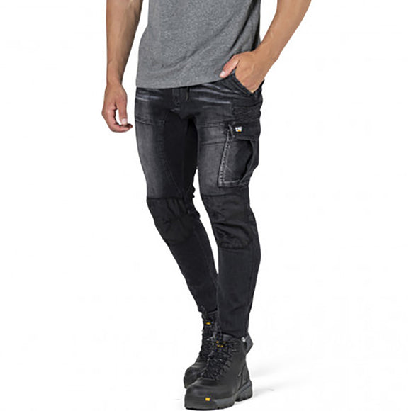 CAT DYNAMIC DENIM PANT LINCOLN