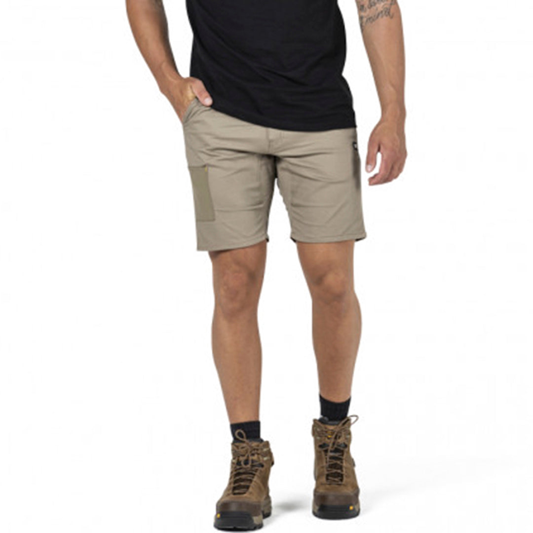 CAT MACHINE SHORT KHAKI