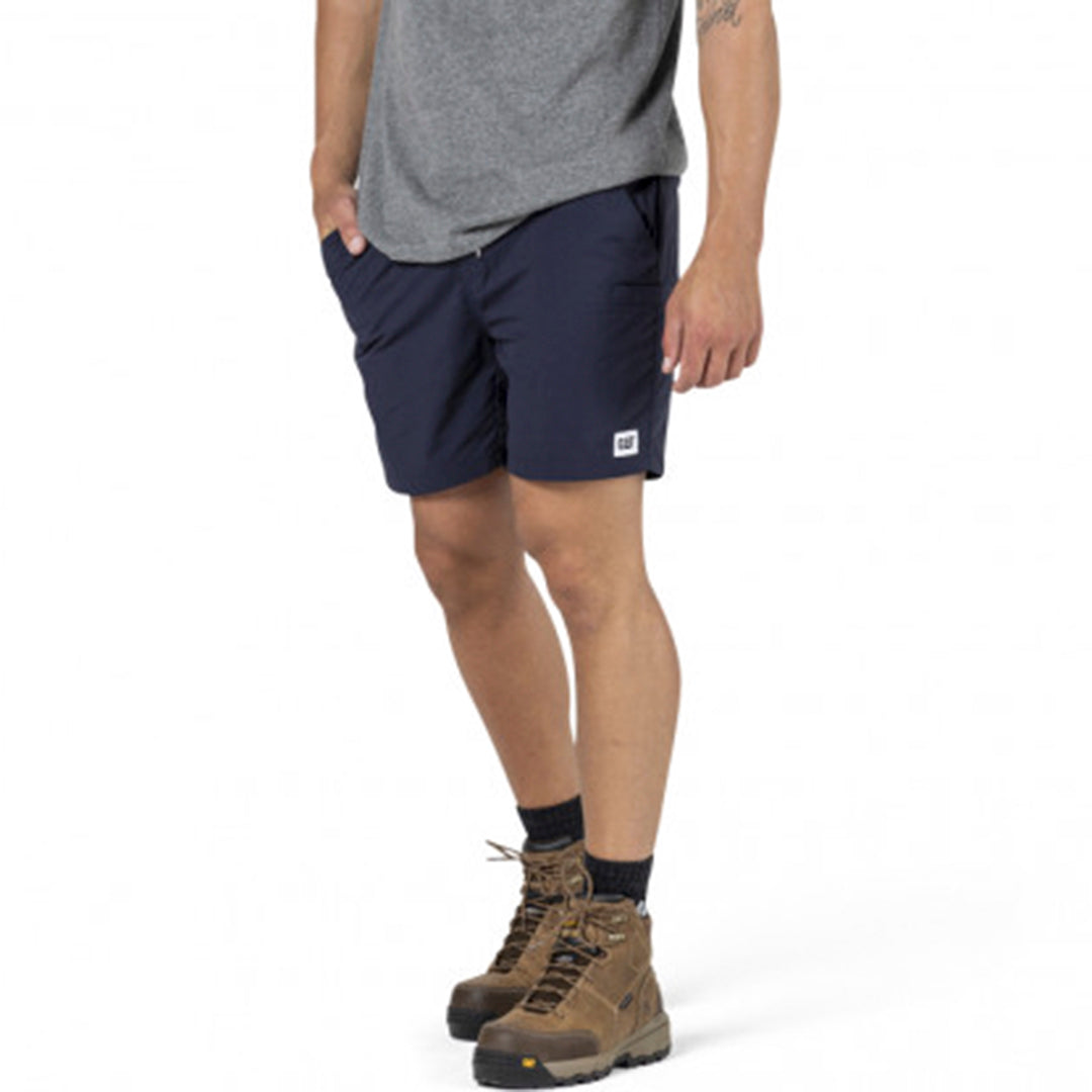 CAT NYLON SHORT NAVY