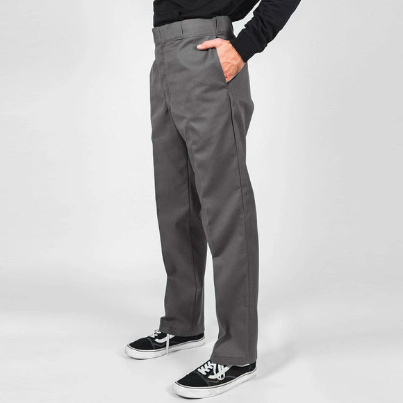 DICKIES - ORIGINAL 874 PANTS - CHARCOAL