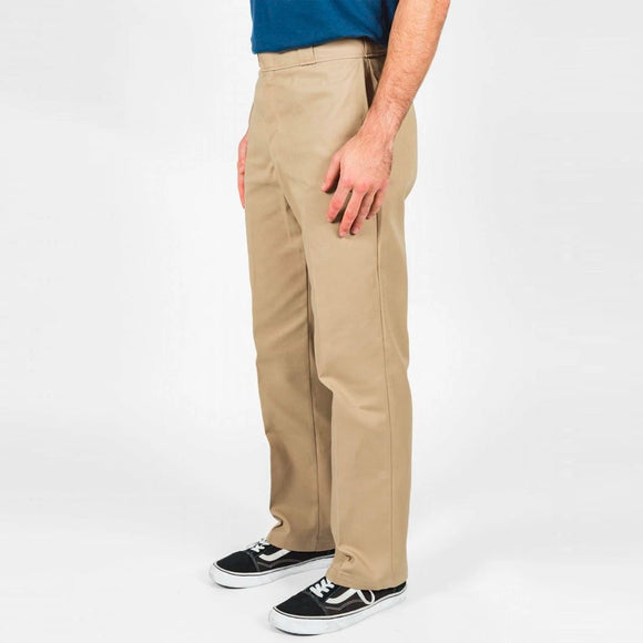 DICKIES - ORIGINAL 874 PANTS - KHAKI