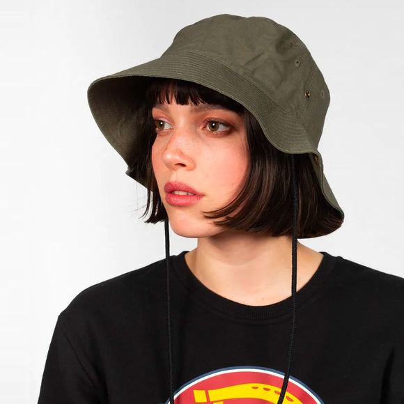 DICKIES BOONIE HAT ARMY GREEN