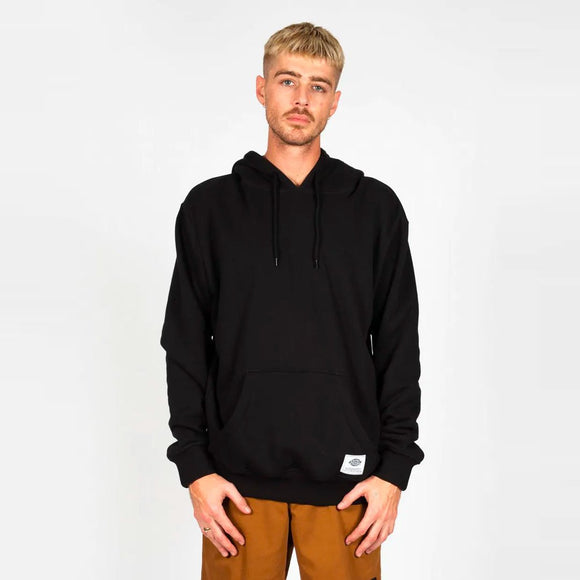 DICKIES H.S. INEZ POP OVER HOODY BLACK