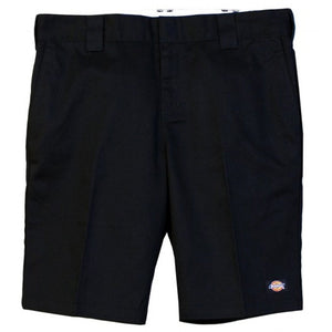 DICKIES WR872 SLIM WORK SHORT BLACK