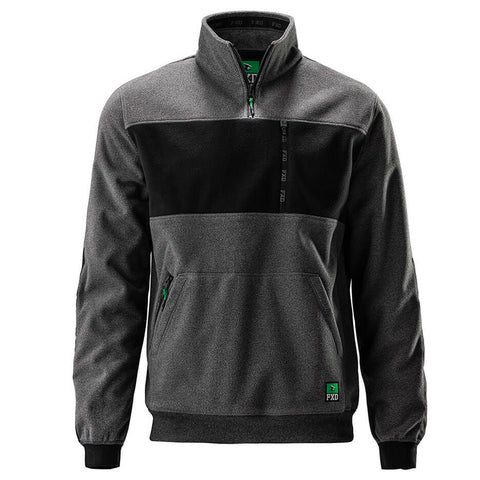 FXD WF-2 FLEECE JUMPER GREY MARLE