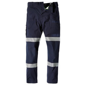 FXD WP-3M TAPED WORK PANTS NAVY