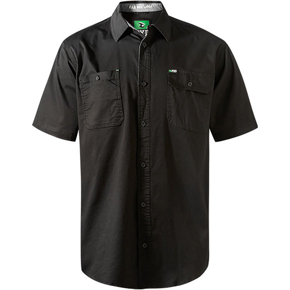 FXD SSH-1 WORK SHIRT BLACK