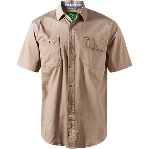 FXD SSH-1 WORK SHIRT KHAKI