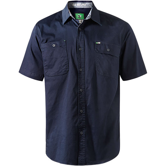 FXD SSH-1 WORK SHIRT NAVY
