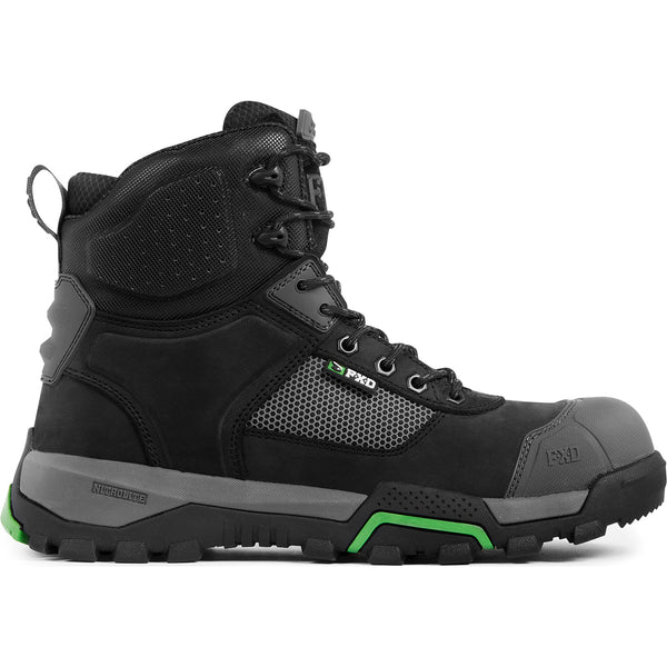 FXD WB-1 WORKBOOTS BLACK