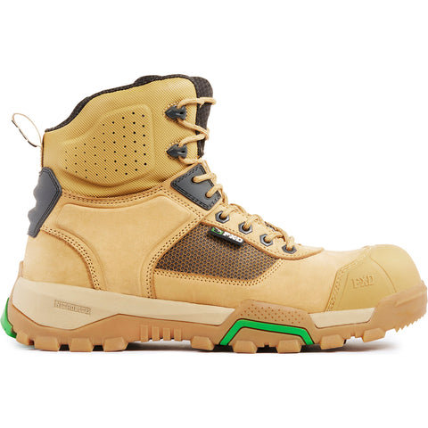 FXD WB-1 WORKBOOTS WHEAT