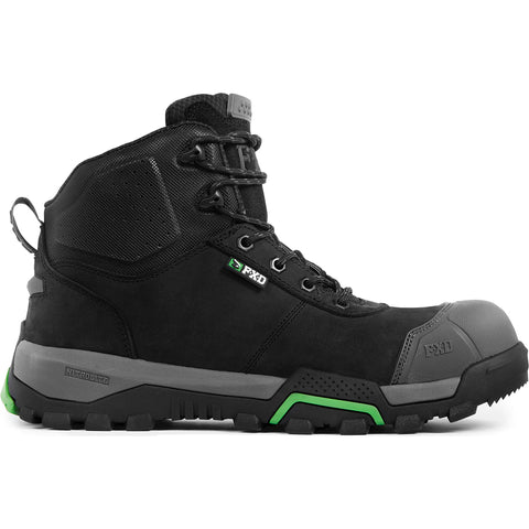 FXD WB-2 WORKBOOTS BLACK