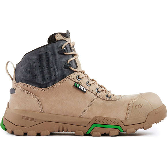 FXD WB-2 WORKBOOTS STONE