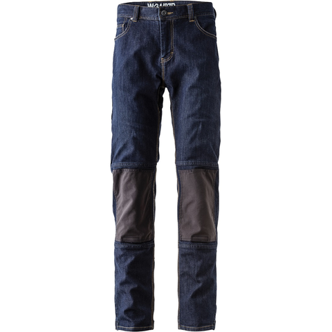 FXD WD-3 WORK DENIM INDIGO