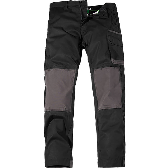 FXD WP-1 WORK PANTS BLACK