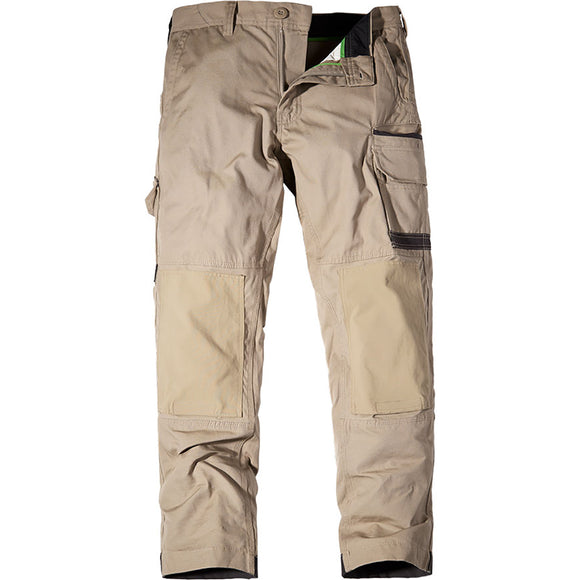 FXD WP-1 WORK PANTS KHAKI