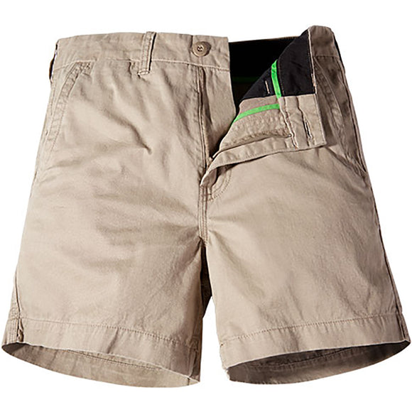 FXD WS-2 WORK SHORTS KHAKI