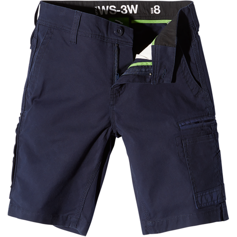 FXD WS-3W WOMENS WORK SHORTS NAVY