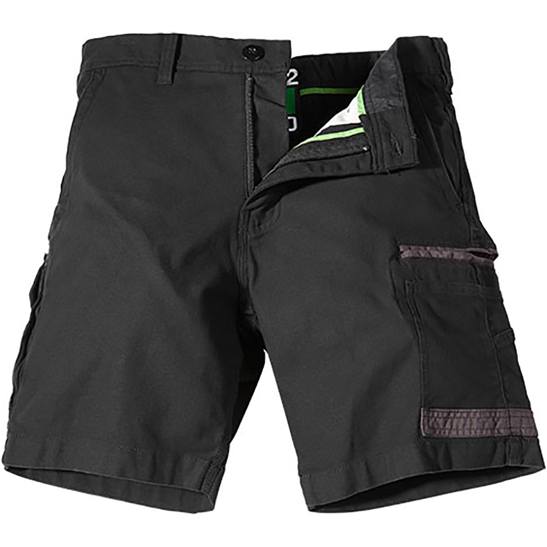 FXD WS-3 WORK SHORTS BLACK