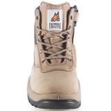 MONGREL ZIPSIDER BOOT STONE