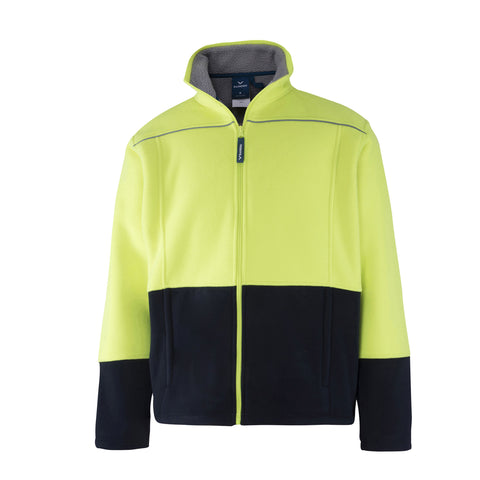 RAINBIRD LUMBER JACKET YELLOW/NAVY
