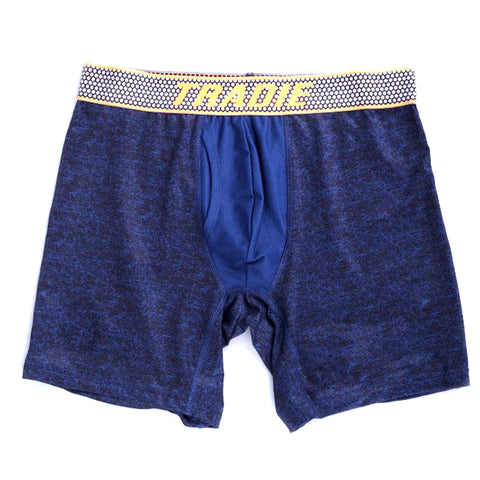 TRADIE COOL TECH SL TRUNK BLUE MARLE
