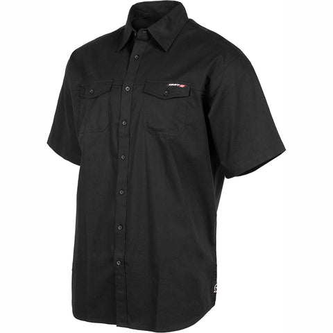 UNIT CRAFTMAN SS SHIRT BLACK