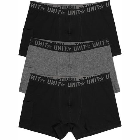 UNIT DAY TO DAY UNDERWEAR 3 PACK MULTI